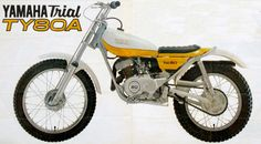 mini 80 A Enduro Vintage, Trial Bike, Dirt Bikes, Bike Trails, Welding Projects, Scrambler, Vintage 70s, Motocross, Trials