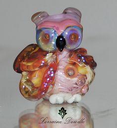 Lorraine Dowdle Wearable Glass Art