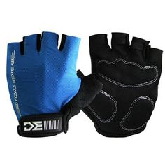 Cycling Gloves Half Finger Bike Gloves Breathable MTB Mountain Bicycle Gloves Men Sports Cycling Clothings