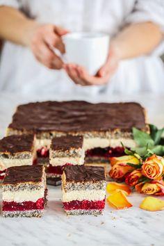 Kostka makowa - przepis Marty Sweet Pie, Food Cakes, Tiramisu, Cake Recipes, Deserts, Ethnic Recipes, Cakes, Easy Cake Recipes, Kuchen