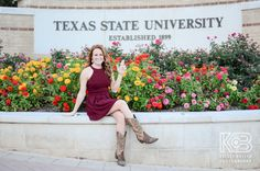 Strutter | Texas State University | Graduate | San Marcos | Austin  www.kelseybutlerphotography.com