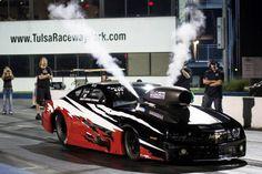Enders-Stevens To Finish ADRL Season In Haney Racing Pro Mod Camaro - Dragzine