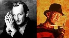 Incredible Movie Makeup Transformations19-Robert Englund,Nightmare on Elm Street
