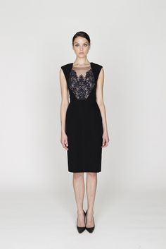 Monique Lhuillier - Pre-Fall 2012 - Look 24 of 48