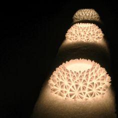 Lightandshadow.ru luminary candle