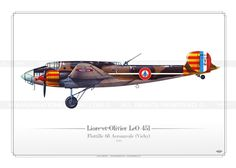 LeO 451 Flottille 68 (Vichy) AG-43