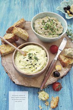 Dos salgados à maionese, três receitas vegetarianas para servir em festas – Observador