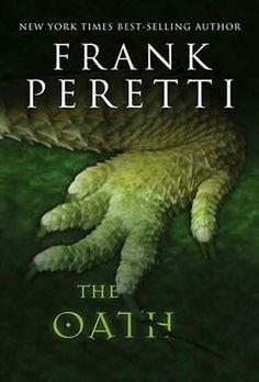 One of the many books by Frank Peretti that I love