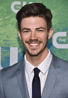 Dc Comics, The Flash Grant Gustin, Grant Gustin Hair, Flash Barry Allen, American Series, Fastest Man, Dc Legends Of Tomorrow, Face Photo, The Cw