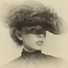 Photo Fashion Retro 1910 by Ralf Eyertt on 500px