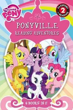 ER MYL. Best friends Twilight Sparkle, Pinkie Pie, Fluttershy, Rarity, Rainbow Dash, and Applejack love to have fun! Celebrate holidays, play with their pets, and explore Ponyville with your favorite ponies!
