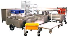 Meat Processing Room   MATERIAL HANDLING & MEAT PROCESSING EQUIPMENT