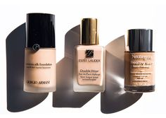Find the best foundation for your skin type! Find high end and drugstore foundations for oily, dry, combination, and acne prone skin!