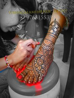 Image may contain: one or more people and text - Henna Designs - Henna Designs Hand Henna Hand Designs, Mehndi Designs Feet, Indian Mehndi Designs, Legs Mehndi Design, Latest Bridal Mehndi Designs, Full Hand Mehndi Designs, Mehndi Designs 2018, Mehndi Design Pictures, Mehndi Designs For Girls