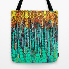 :: Party On and On :: Tote Bag