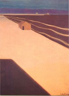 leon spilliaert: La Digue