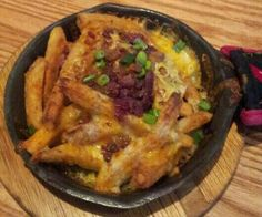Chilis Texas Cheese Fries