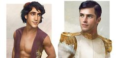 Here's What Disney Princes Would Look Like in Real Life