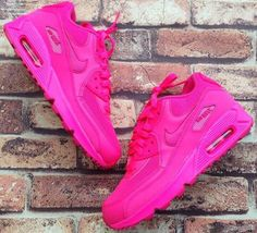 Online Nike Air Max 90 Premium Hyperfuse Womens Pink