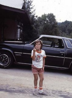 """""""Hey Mister ... You think it's funny my daddy drives an Oldmobile .... Well give this to your ugly wife for me."""""""