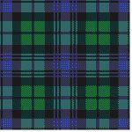 Scottish Tartan cross stitch pattern  Full Tartan by XedStitches, $10.00