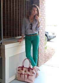 REMIXED: Green Pants