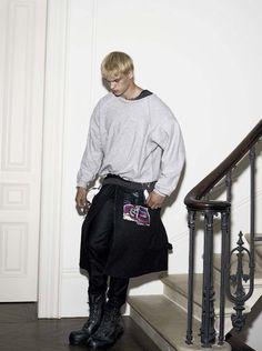 Youth Mert Alas & Marcus Piggott for Vogue Italia October 2015 34