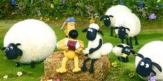 Resultado de imagen para oveja shaun perro