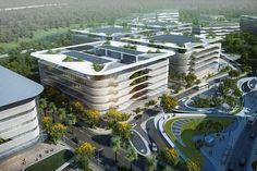 Pengembangan kawasan tidak selalu berfokus pada residensial, melainkan juga di sektor perkantoran. Saat ini BSDE sedang mengembangkan kawasan di sekitar Green Office Park.    #BSD #property #perkantoran