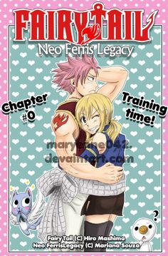 FT NFL - Chap 0 - Cover by Maryenne042