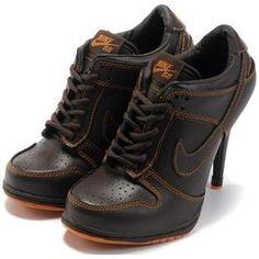 http://www.asneakers4u.com/ Nike Dunk SB Low Heel Brown