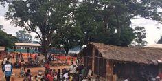 """""""El desamparo de la población es casi absoluto. Estamos hablando de desplazados que ya vienen de un campo de desplazados. Es inconcebible,"""" comenta Carlos Francisco, de MSF.    Debido a los enfrentamientos, unas 10,000 personas siguen refugiadas en el hospital de la ciudad de Batangafo, en el norte de la República Centroafricana (RCA). Aquí les explicamos lo que estamos haciendo para apoyar a esta población"""