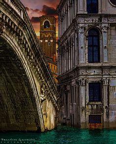 Rialto Bridge   PHOTOinPHOTO