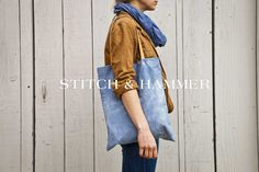 HELLO SISTERS: Local Artisan: Stitch and Hammer Goods