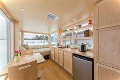 Micro Homes Escape Vista Main Room