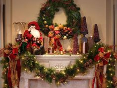 Decorating for Christmas, Old World style The Orange County Register