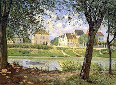 L'Impressionnisme - Alfred SISLEY