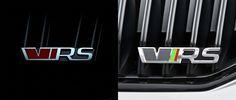 Škoda estrena el nuevo logo RS con el Kodiaq RS Logos, Life, Logo