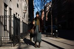 On the Street…..Tenth St., New York « The Sartorialist