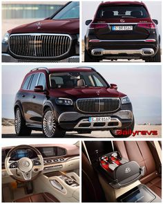 2021 Mercedes-Benz GLS 600 Maybach - HD Pictures, Videos,Specs & Videos - Dailyrevs