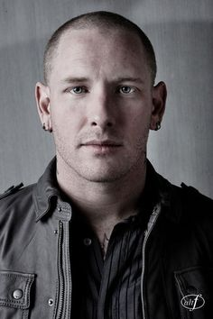 Corey Taylor - Slipknot Amazing lead sing and did I mention very handsome behind the mask!