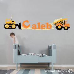 Baby boy bedroom cars wall decals 59 ideas for 2019