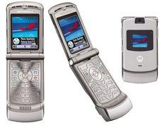 El icónico Motorola RAZR también podría volver dentro de poco
