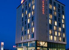 Hotel Ramada Brasov Best Travel Guides, Multi Story Building, Romania