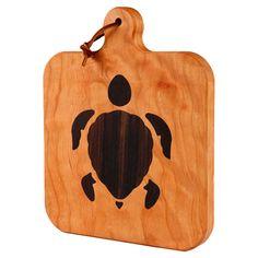 Sea Turtle Cheese Board