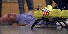 Les drones au service de la santé