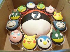 Melwin´s Tårta 7 år!