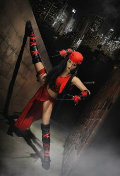 Tatiana DeKhtyar as Elektra