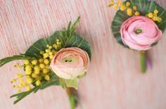 Make This: Pink & Yellow for a Spring Fellow | Paper and Stitch
