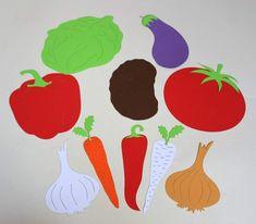 Meyve ve Sebze Sanat Etkinlikleri | Evimin Altın Topu